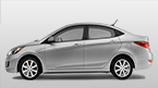 Hyundai - Accent - 1.4 Blue CVVT Mode